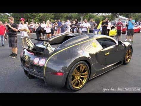 captainsparklez car 4 bugatti veyrons take over cars and coffee youtube