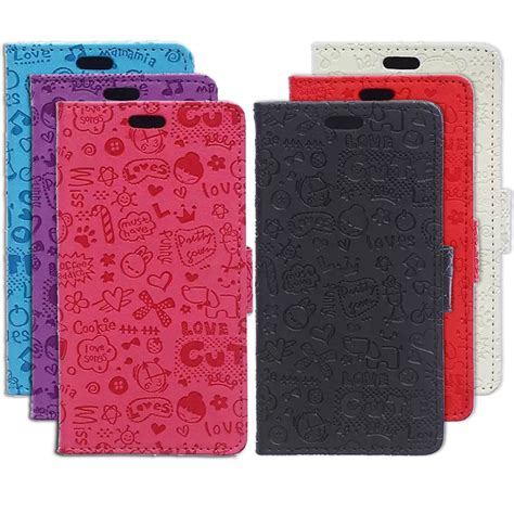Samsung A3 2015 A300 Leather Flip Wallet Cover Murah luxury magic wallet leather flip stand cover for