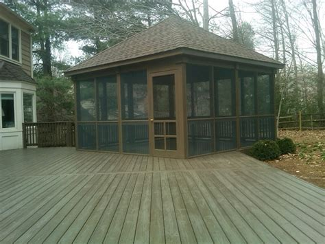 detached screen room porches land design