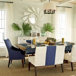 Dining Room Coastal Decor East Dining Room Coastal Living