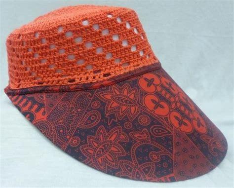 Topi Haji Dan Umroh Perlengkapan Haji Dan Umroh topi haji neema warna 2 batik pusat grosir dan eceran