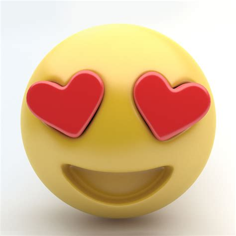 emoji love emoji love by sanromangabriel 3docean