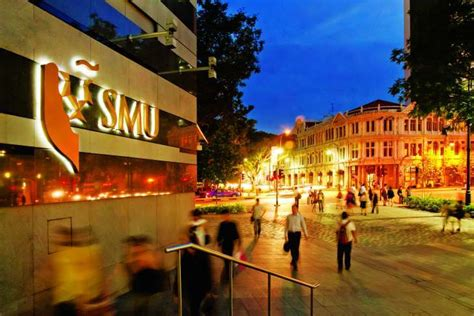 Smu Mba Ranking Business by Smu Kong Chian School Of Business Ranks Top 50
