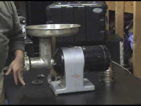 hp electric meat grinder sausage stuffer part