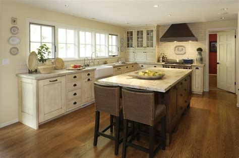 french white oak kitchen cabinets cool ideas distressed informal french kitchen traditional kitchen other