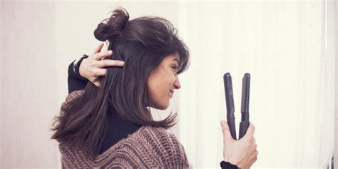 14 Tips For Straightening Hair by Flat Iron Mistakes Tips For Straightening Hair