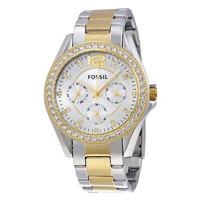 Fossil Es2830 Jam Tangan Wanita Bone Leather Beige buy fossil deals for only rp1 286 250 instead of rp1 286 250