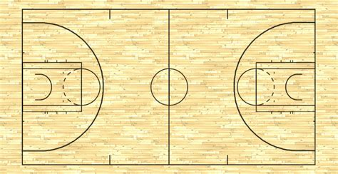 basketball court template guhoyas georgetown official athletic site