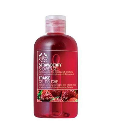 Shop Honeymania Shower Gel 250ml the shop strawberry shower gel 250ml combo of 2 buy the shop strawberry shower gel