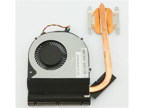 h000047230 toshiba satellite s55d laptop cooling heatsink with fan assembly laptop replacement