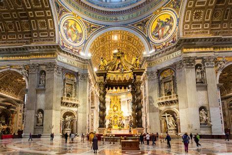 visita cupola san pietro la basilica di san pietro vaticano