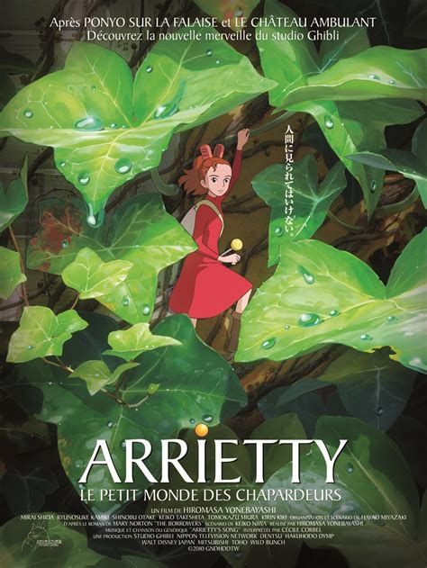 studio ghibli film arrietty what s the best studio ghibli animated movie of all time