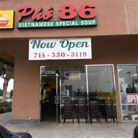 Restaurants In Garden Grove Ca Pho 86 Restaurant 214 Photos 251 Reviews