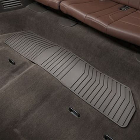 How To Clean All Weather Mats by Suburban Floor Mats Premium All Weather Third Row Cocoa