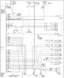 w210 speaker wiring diagram mbworld org forums