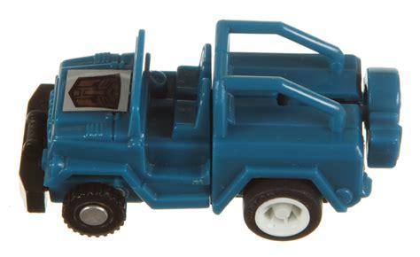 transformers g1 jeep mini spies jeep blue autobot transformers g1 autobot