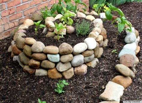 15 ideas to get you inspired to make your own rock garden