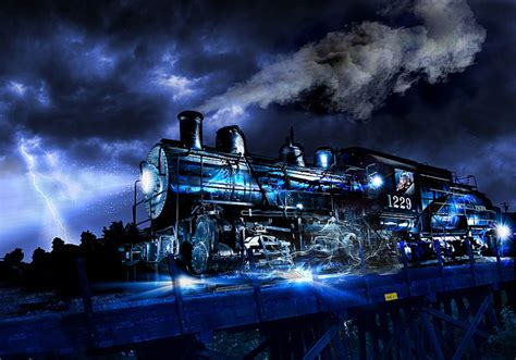 ghost train to the ghost train by tristin godsey photography from united states