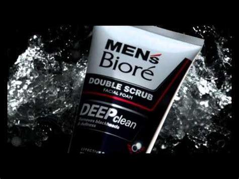 Pembersih Muka Mens Biore s biore scrub acne solution baharu tvc
