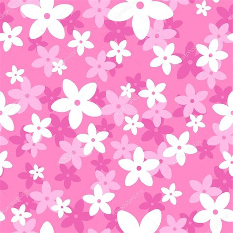 co de fiore modello senza saldatura vettoriale con fiori bianchi e