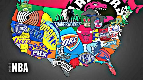 nba team map nba teams pictures to pin on pinsdaddy