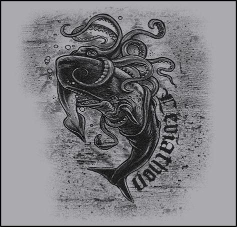sperm whale tattoo designs 16 best images about the whale vs the squid on