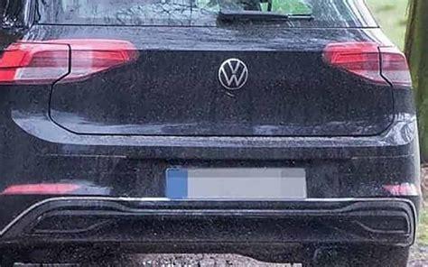 Volkswagen Logo 2020 by Novo Logotipo Quot Vw Quot Estreia No Volkswagen Golf 2020 Mk8