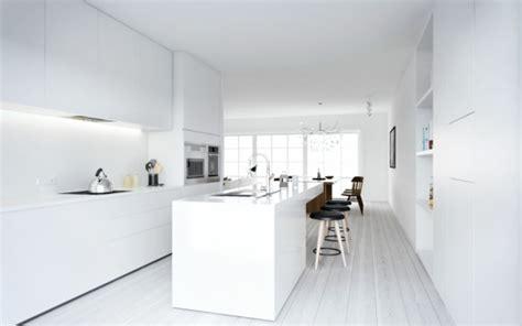 skandinavische küche gestalten schlafzimmer wohnideen