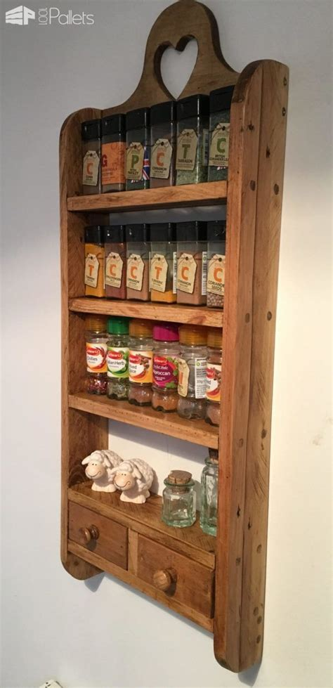Pallet Spice Rack Ideas Pallet Wood Projects Best 25 Pallet Spice Rack Ideas On Pallet Spice Rack How To Wood Spice Rack And