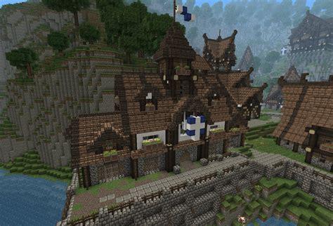 Mansion Blue Prints by Minecraft Gundahar Tutorials Medieval Townhall Part 1