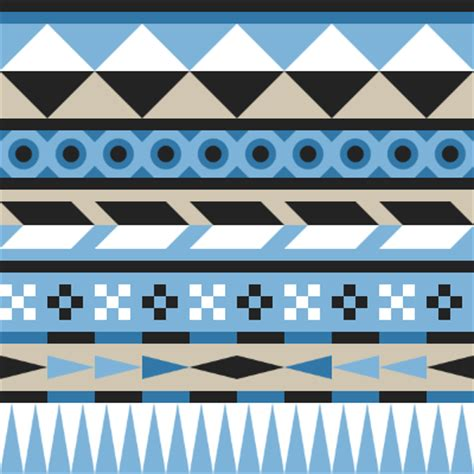 design pattern c video tutorials how to create an easy geometric aztec pattern in inkscape