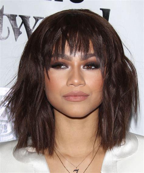 Zendaya Hairstyle by Zendaya Coleman Hairstyles In 2018