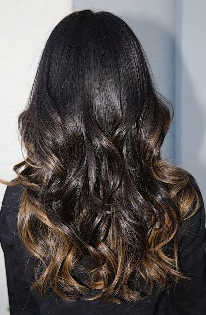 A Darker Haired Wants To Adopt by I Want Fall Hair Ombre Style Caramel Highlights For
