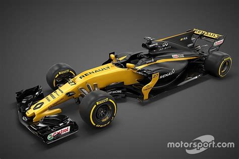 renault presents its 2017 formula 1 car the rs17