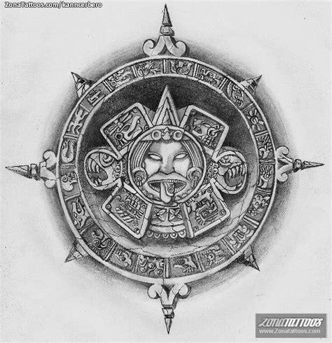 calendario azteca tattoo design fotos de tatuajes calendario azteca kalentri 2018