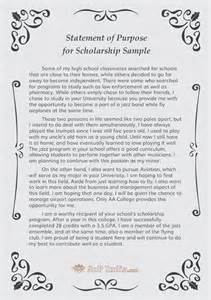 statement of purpose for scholarship writing sop india
