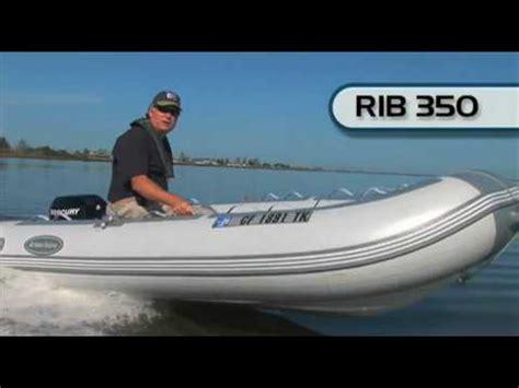 west marine inflatable boat west marine hypalon rib 350 inflatable boat youtube