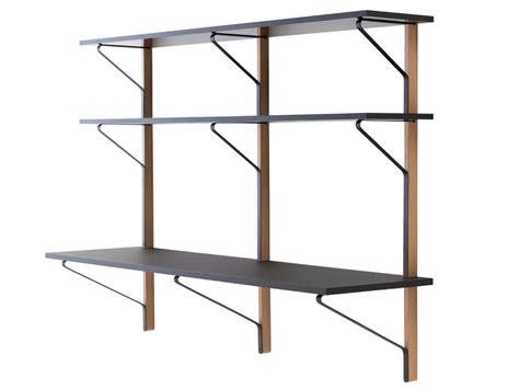 Buy Shelf Company Uk by Buy The Artek Reb 010 Kaari Shelf With Desk At Nest Co Uk