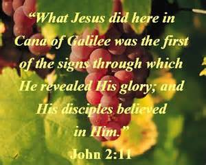 john 2 1 11 miracle cana mission venture ministries