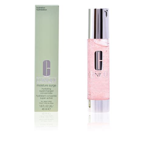 Clinique Moisture Surge Hydrating Supercharged Concentrate clinique cosmetics moisture surge hydrating