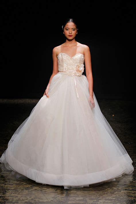 lazaro wedding dresses 2014 3403 wedding dress by lazaro 2014 bridal onewed