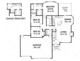 house plans from 1200 to 1300 square page 1