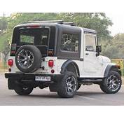 Mahindra Thar Jeep Modified  Pinterest D And