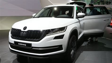 16 New 2017 Skoda Kodiaq Door Protectors 2016 Paris Motor