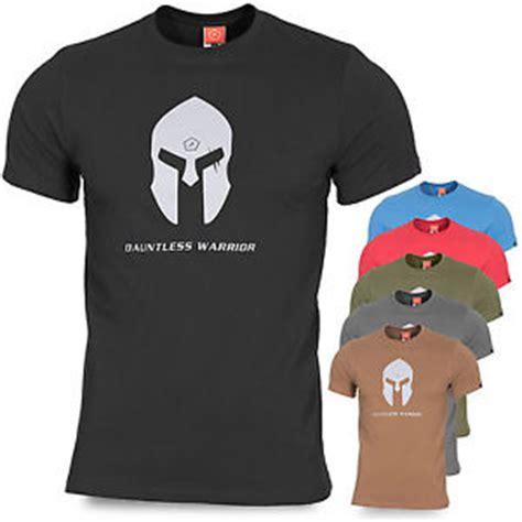 T Shirt Tactical Pratama Spartan pentagon spartan dauntless warrior tactical army
