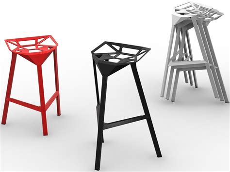 Stool One Magis by Magis Stool One Konstantin Grcic Bar Stools Woont