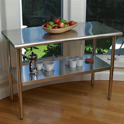 mesas de acero inoxidable para cocina mesa acero inoxidable mesa de trabajo cocina 3 799 00