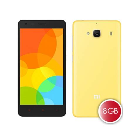 buy xiaomi redmi 2 yellow 4g lte 1gb ram redmi 2 price