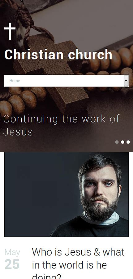 drupal themes church religious drupal template 54830 templates com