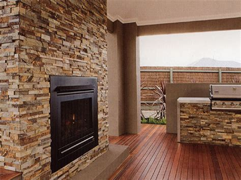 Decorative Wall Fireplace by Decorations Home Design Wonderful Stack Wall
